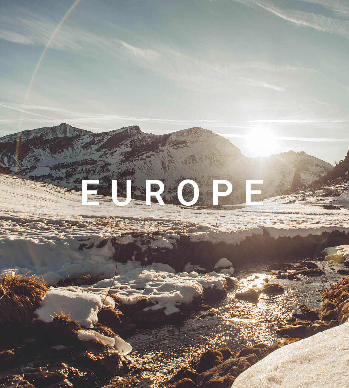 Traveling & Places in Europe