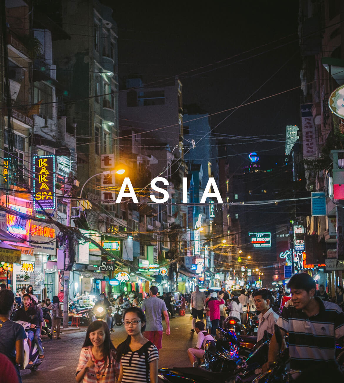 Traveling & Places in Asia