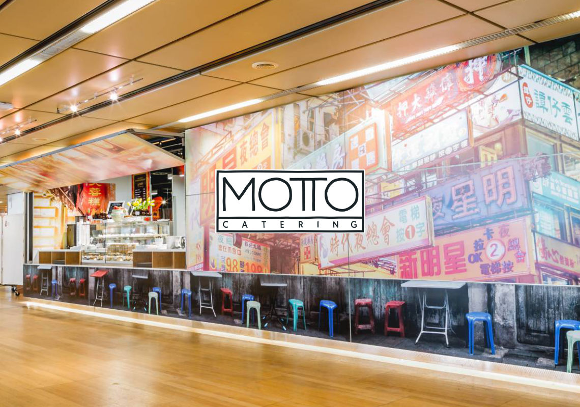 Motto Catering Brandings